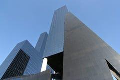 Edifícios corporativos Fotos de Stock