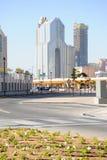 Edifícios corporativos em Dubai Foto de Stock