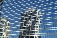 Edifícios corporativos modernos Fotografia de Stock Royalty Free