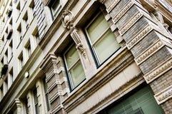 Edifícios da cidade fotografia de stock