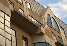 Edifícios da cidade Imagem de Stock