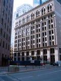 Edifícios da rua do estado fotografia de stock royalty free