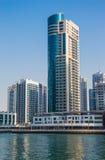 Edifícios de Apartament Fotografia de Stock Royalty Free