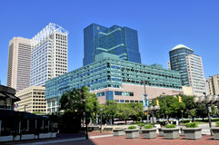 Edifícios de Baltimore Foto de Stock Royalty Free