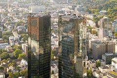 Edifícios de Berlin foto de stock