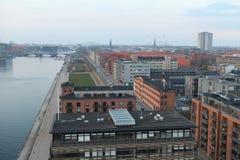 Edifícios de Berlin Fotografia de Stock