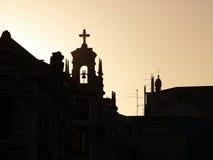 Edifícios de Bilbao Imagem de Stock Royalty Free