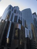 Edifícios de Chicago Foto de Stock