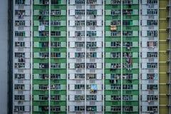 Edifícios de Hong Kong imagem de stock royalty free