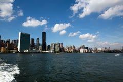 Edifícios de New York foto de stock royalty free