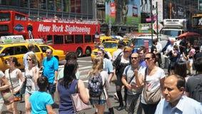 Edifícios de New York City Imagens de Stock