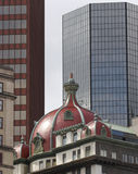 Edifícios de Pittsburgh fotos de stock royalty free
