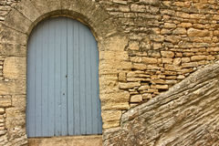 Edifícios de Provençal fotos de stock