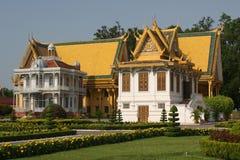 Edifícios de Royal Palace Fotos de Stock