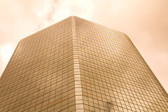 Edifícios de vidro Imagens de Stock Royalty Free