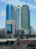 Edifícios do negócio Foto de Stock