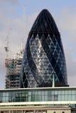 Edifícios e ruas de Londres Imagem de Stock Royalty Free