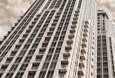 Edifícios elevados da ascensão Imagem de Stock Royalty Free