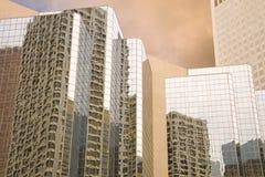 Edifícios em Calgary, Canadá Fotografia de Stock