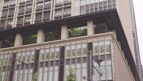 Edifícios em Tokyo video estoque