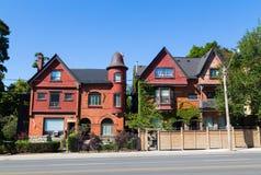 Edifícios em Toronto Fotografia de Stock Royalty Free