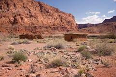 Edifícios históricos na balsa de Lees Imagens de Stock