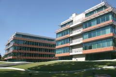Edifícios modernos Fotos de Stock