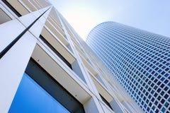 Edifícios modernos Fotografia de Stock Royalty Free