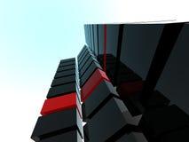 Edifícios modernos Fotografia de Stock