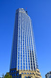 Edifícios modernos do negócio Imagem de Stock