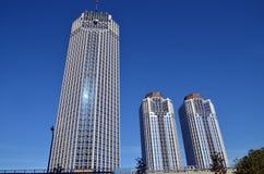 Edifícios modernos do negócio Fotografia de Stock