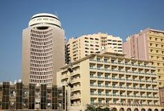 Edifícios modernos por Angra Imagens de Stock Royalty Free