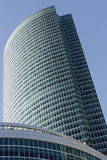 Edifícios para o negócio. Fotografia de Stock Royalty Free