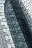 Edifícios refletindo Foto de Stock Royalty Free
