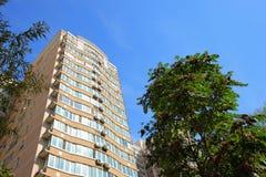 Edifícios residenciais Fotografia de Stock