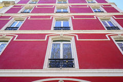 Edifícios típicos de Lisboa Imagens de Stock Royalty Free