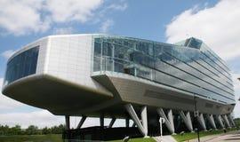 Edifício de banco moderno Fotografia de Stock