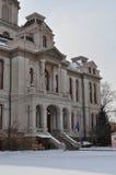 Edifício do Capitólio do estado de Indiana Imagem de Stock
