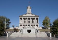 Edifício do Capitólio do estado de Tennessee Fotos de Stock Royalty Free
