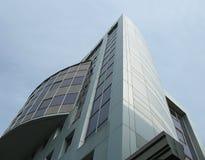 Edifício moderno. Imagens de Stock Royalty Free