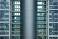 Edifício moderno Imagens de Stock Royalty Free