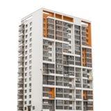 Edifício moderno isolado Imagem de Stock Royalty Free