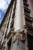 Edifício árctico do clube em Seattle Imagem de Stock Royalty Free