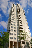 Edifício residencial Imagem de Stock
