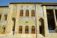 Edifice of the Sun of  Golestan Palace, Tehran, Iran. Stock Photo