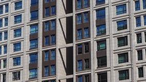 Edifici alti in grandi città per fondo immagine stock libera da diritti