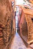 Edifici Cinque Terre, Italia III di Vernazza Fotografia Stock