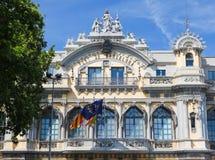 Edifici De La Duana, Barcelona Stock Photography