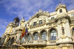 Edifici De La Duana, Barcelona Royalty Free Stock Photo
