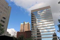 Edifici del centro di St. Louis Fotografia Stock